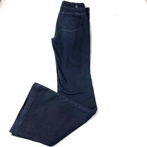 7 For All Mankind High Rise Super Flare Jeans 29